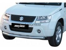 Front Protection Suzuki Grand Vitara 09-12 Stainless Steel 76ММ