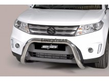 Big Bar U Suzuki Vitara 2015+ Stainless Steel 76MM W/ EC