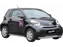 Proteção Frontal Toyota IQ 2009+ Inox 50MM
