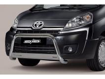 Big Bar U Toyota Proace 14-15 Stainless Steel W/ EC
