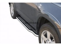 SIDE STEPS INOX 4D. RAV 4 2006