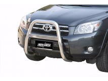 Bull Bar Toyota Rav4 06-09 Stainless Steel