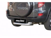 Rear Protection Toyota Rav 4 06-09 Stainless Steel 76MM