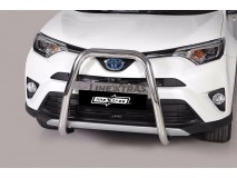 Bull Bar Toyota Rav 4 2016+ Stainless Steel