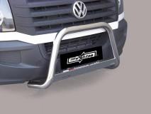 Big Bar U VW Crafter 11-16 Stainless Steel W/ EC