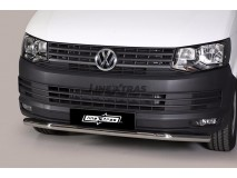 Front Protection VW T6 2015+ SWB Stainless Steel 63ММ