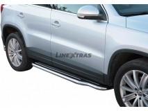 ESTRIBOS INOX 4P. VW TIGUAN