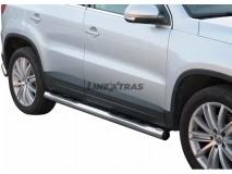ESTRIBOS TUBO INOX 4P VW TIGUAN