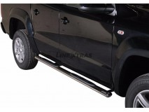 Side Steps VW Amarok 2010+ Stainless Steel GPO