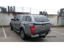Hard-Top Nissan Navara NP300 D23 W/ Windows Linextras (Primary)