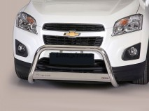 Big Bar U Chevrolet Trax 2013+ Inox C/ EC
