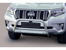 Big Bar U Toyota Land Cruiser 2018+ Stainless Steel W/EC