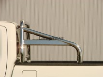 S. STEEL ROLL-BAR GLASS PROT. + MP 63mm FULLBACK