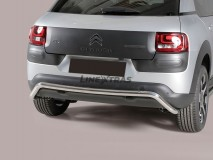 Rear Protection Citroen C4 Cactus Stainless Steel 50MM