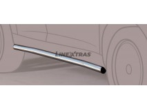 Side Protections Citroen Jumpy 06-15 LWB Stainless Steel Tube 63MM