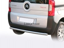 Rear Protection Citroen Nemo Stainless Steel 63MM