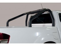 Roll-Bar Renault Alaskan Stainless Steel Black