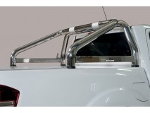Roll-Bar Renault Alaskan Stainless Steel
