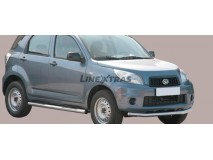 Front Protection Daihatsu Terios 2009+ Inox 63ММ