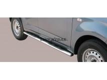 Side Steps Daihatsu Terios 2009+ CX/SX Version Stainless Steel GPO