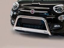 Big Bar U Fiat 500X Stainless Steel W/EC