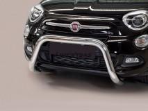 Big Bar U Fiat 500X Stainless Steel 76MM W/EC