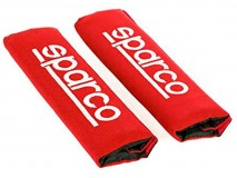 Sparco Corsa Pillows Red