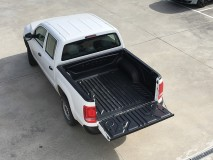 Bedliner VW Amarok 10-17 Over Rail