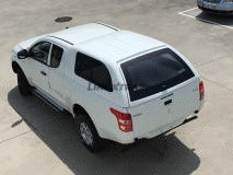 Hard-Top Fiat Fullback Extended Cab W/ Windows Linextras (Primary)