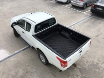 Bedliner Mitsubishi L200 2015+ Club Cab Over Rail