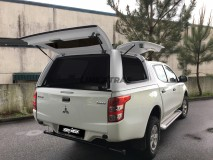 Hard-Top Work Mitsubishi L200 2015+ DC W/ Side Doors Linextras (Primary)