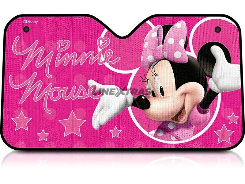 Front Sunshade Minnie Mouse