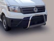 Big Bar U VW Crafter 2017+ Stainless Steel W/ EC