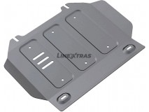 Engine Skid Plate 6mm Aluminium Isuzu D-Max 2012+ Rival