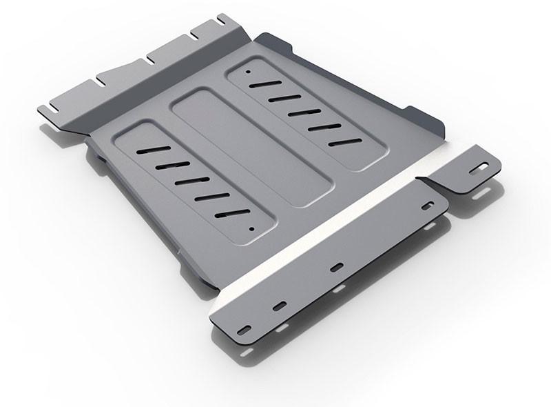 Gearbox Skid Plate 6mm Aluminium Renault Alaskan Rival