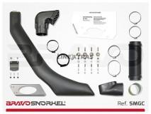 Snorkel Mercedes-Benz Classe G W460/461/463 Lado Direito Bravo
