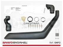 Snorkel Nissan Patrol Y60 88-97 Bravo