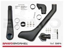 Snorkel Nissan Patrol Y61 2005+ Bravo