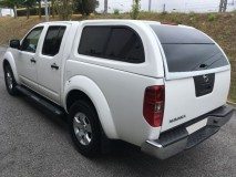 Hard-Top Nissan Navara D40 W/ Windows Linextras (Primary)