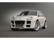 Front Bumper Porsche Cayenne 03-10
