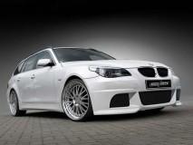 Front Bumper BMW E60/E61 03-07