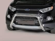 Big Bar U Ford EcoSport 2014+ Stainless Steel 76MM W/EC