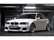 Front Bumper BMW E46 Coupe 99-07