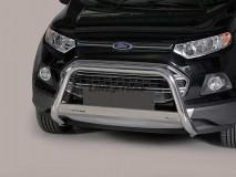 Big Bar U Ford EcoSport 2014+ Stainless Steel W/EC