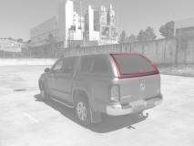Rear Door Frame for Hard-Top VW Amarok Linextras