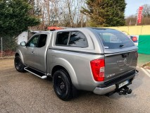 Hard-Top Nissan Navara NP300 D23 King Cab W/ Windows Linextras (Primary)